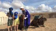 Marokko - børn - rejser