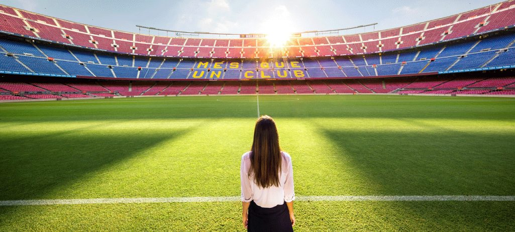 Spanien - Barcelona, Camp Nou - Reisen - Reisen nach Barcelona