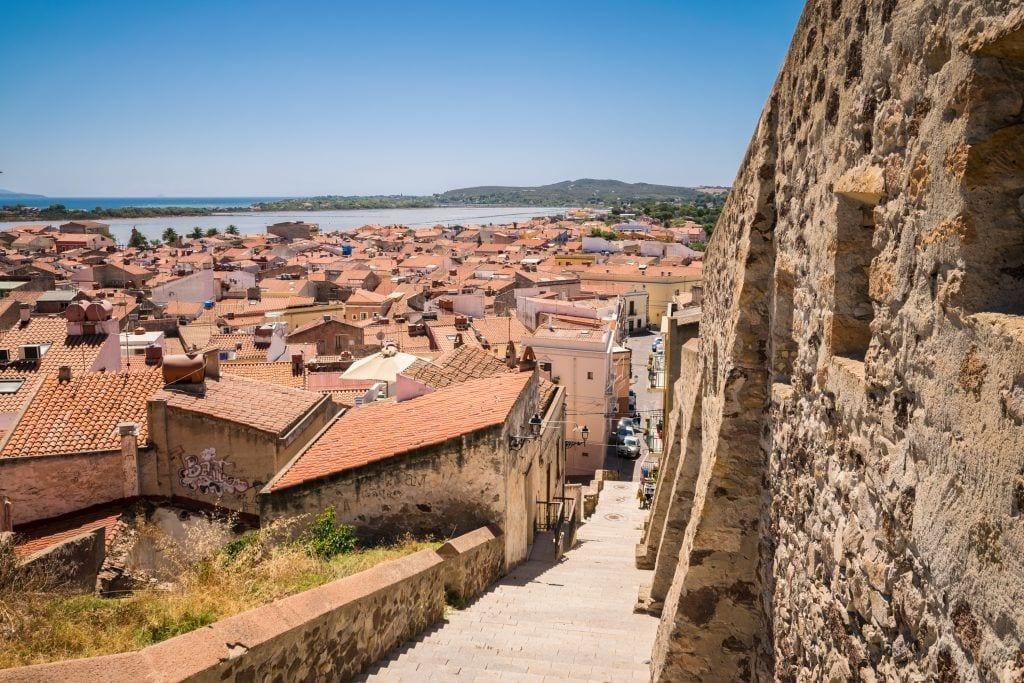 Sardinien Isola di San Pietro by mur Rejser