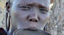 Etiopien - Omo, tallerken - rejser