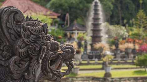 Indonesien - Bali, tempel - rejser