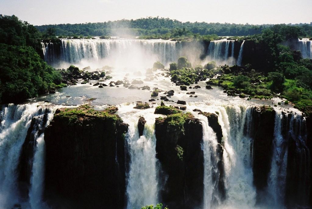 Brasilien - Iguazú - rejser - Brasiliens natur