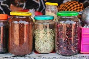 Sudan - krydderier - rejser