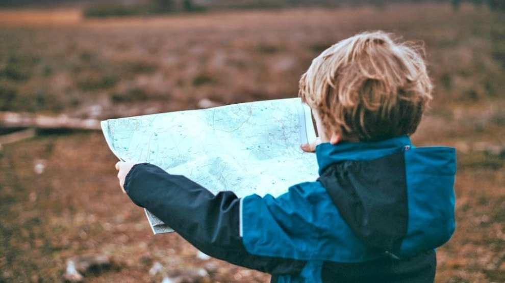 Børn - rejser