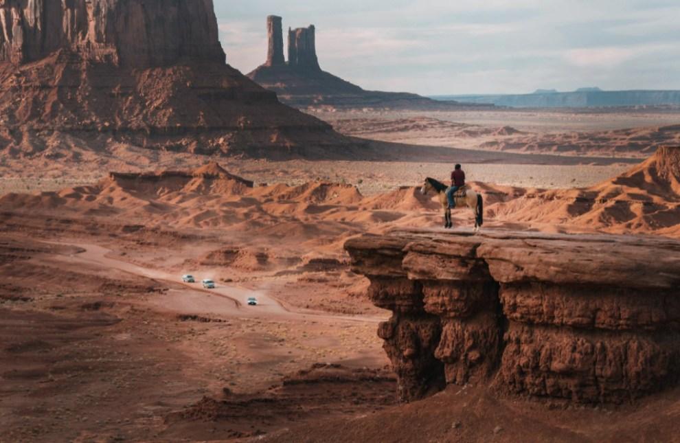 USA - Monument Valley - besøg indianere - rejser