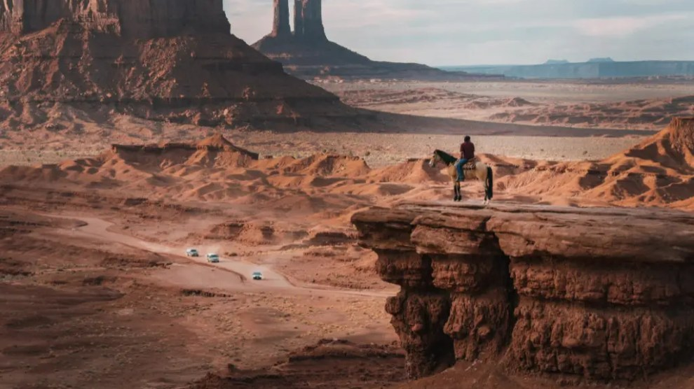 USA - Monument Valley - visit Indians - travel