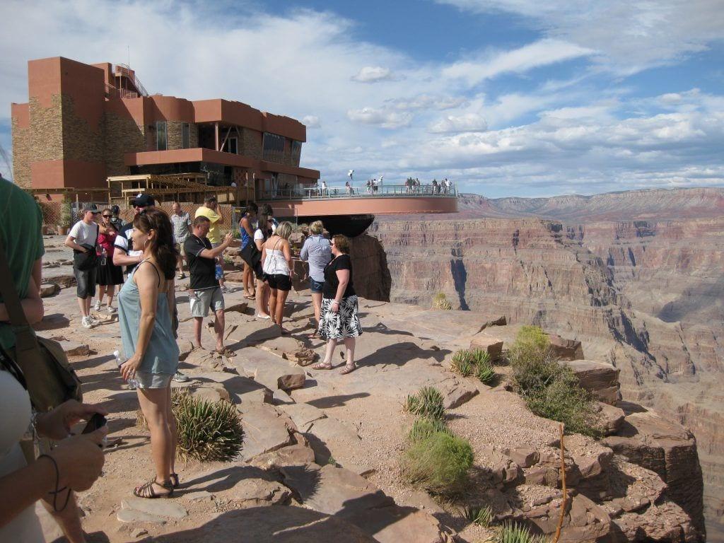 USA - Grand Canyon vest, drives af Hualapai indianerne Indianere- rejser