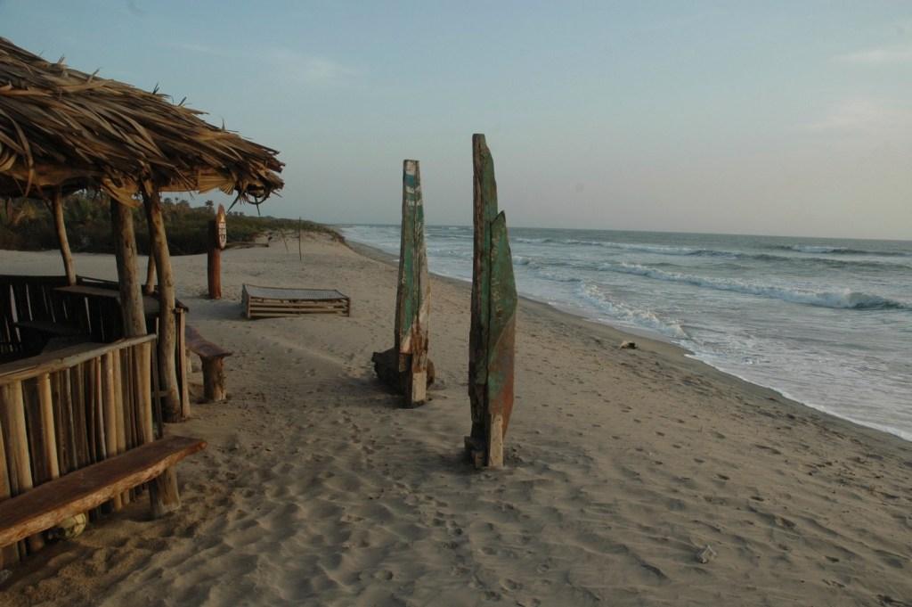 Ghana - strand - bedste rejselande - rejser