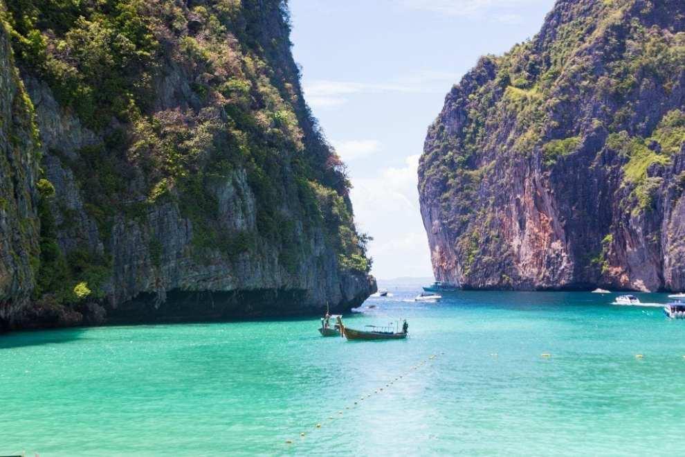 Thailand - Koh phi phi - reise