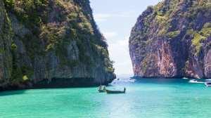 Thailand - Koh phi phi - rejser