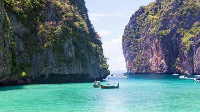 Thailand - Koh phi phi - travel