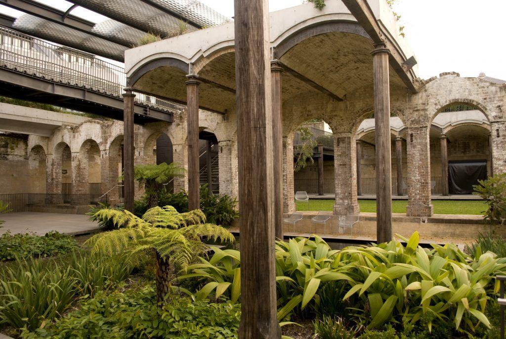 Australien - Sydney - Paddington Reservoir Gardens