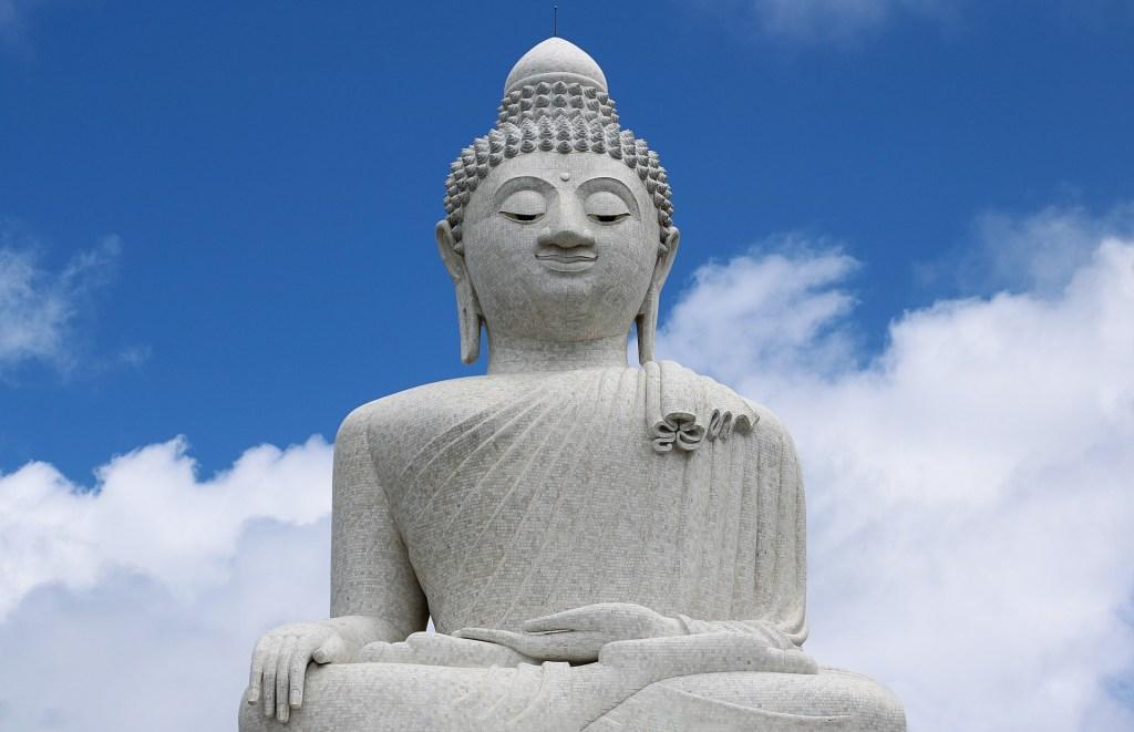 Thailand - Phuket - buddha - reise