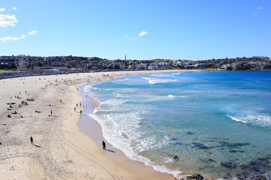 Australien - Sydney - Bondi Beach