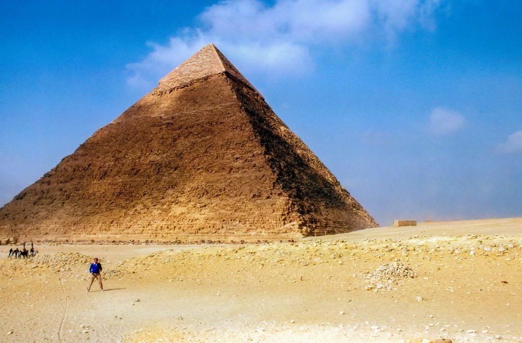 Pyramid - Egypt