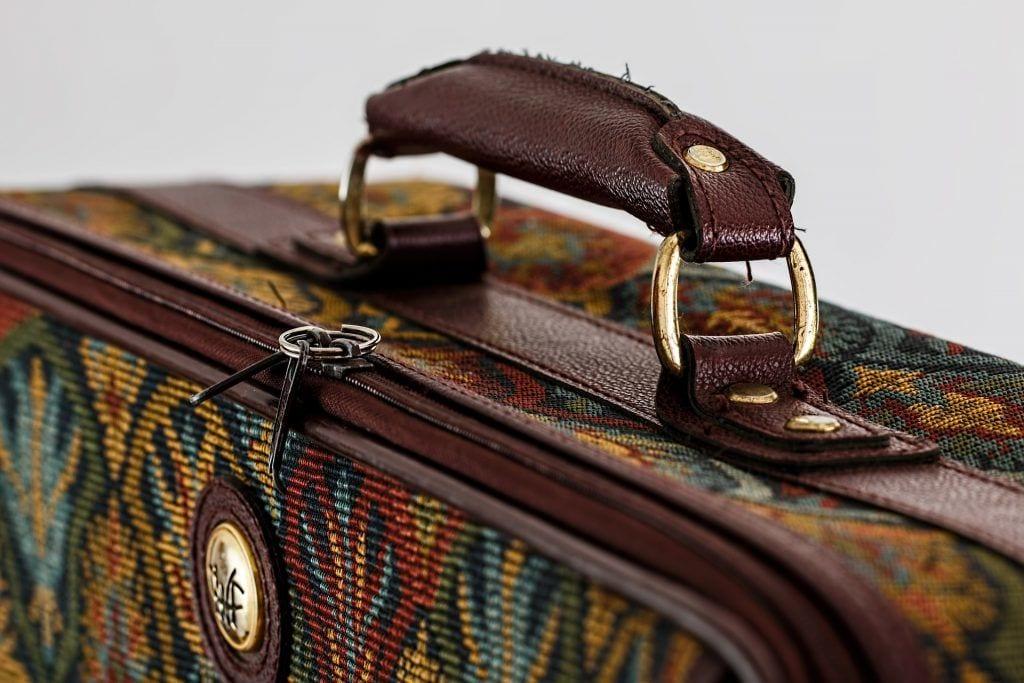 Kuffert - rejse miljøvenlig, rejser