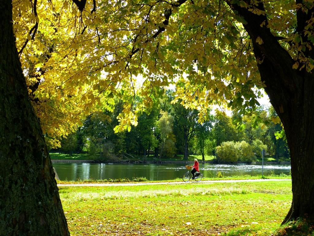 Østrig - Donau, cykel, efterår - rejser