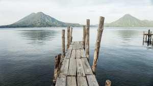 Guatemala - bjerge regnskov sø bro - rejser
