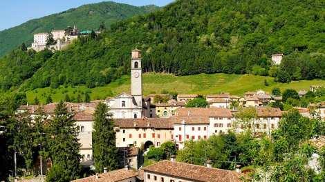 Italien - CastelBrando - rejser
