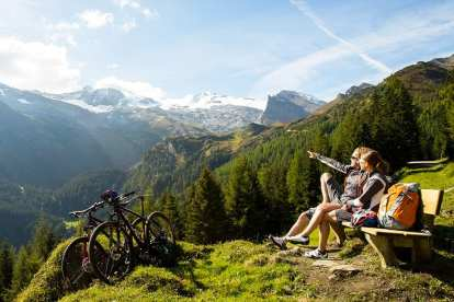 Autriche - Tyrol Zillertal Alps Special Trips - Bicyclettes - Voyage