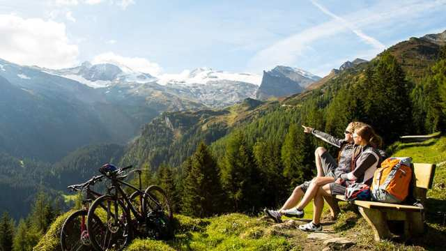 Austria - tyrol zillertal alps special trips - bicycles - travel