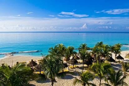 Mexico - Playa del Carmen - strand - rejser
