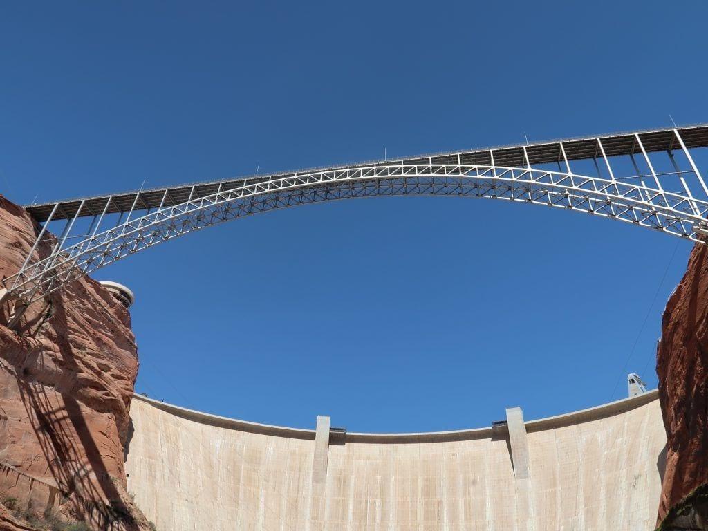 USA- glen dam natur bro - rejser