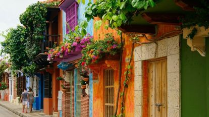 Colombia - cartagena - by - rejser