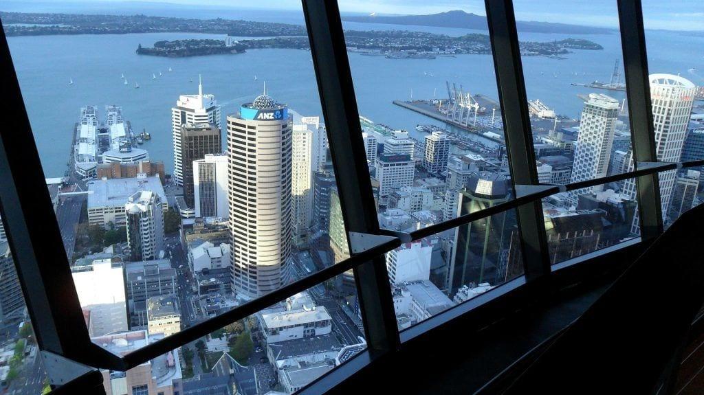New Zealand - auckland sky tower udsigt - rejser