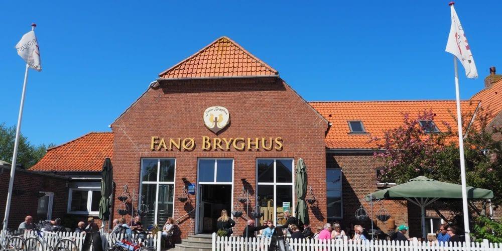 Fanø - איי ביתי מבשלת דנמרק - נסיעות