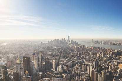 New York - näytä kaupunki usa - matkustaa