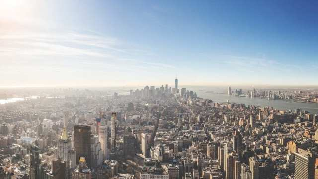 New York - view city usa - travel
