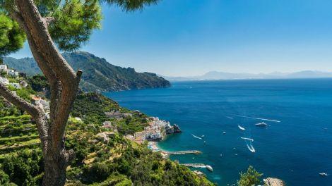 アマルフィ海岸、イタリア、旅行