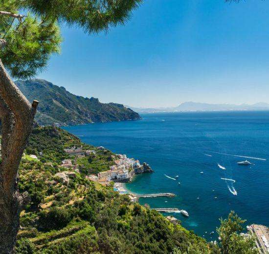 Amalfi Coast, Italy, travel