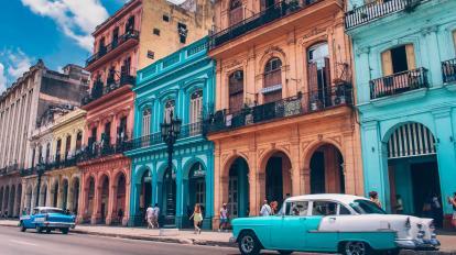 Cuba - bil - rejser