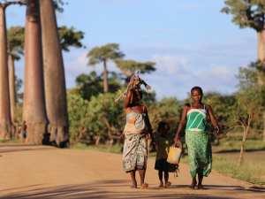 Μαδαγασκάρη - παιδική παιδική κουλτούρα - ταξίδι