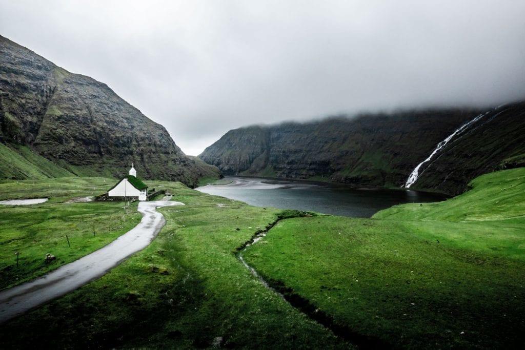 Færøerne Sarah Green Saksun
