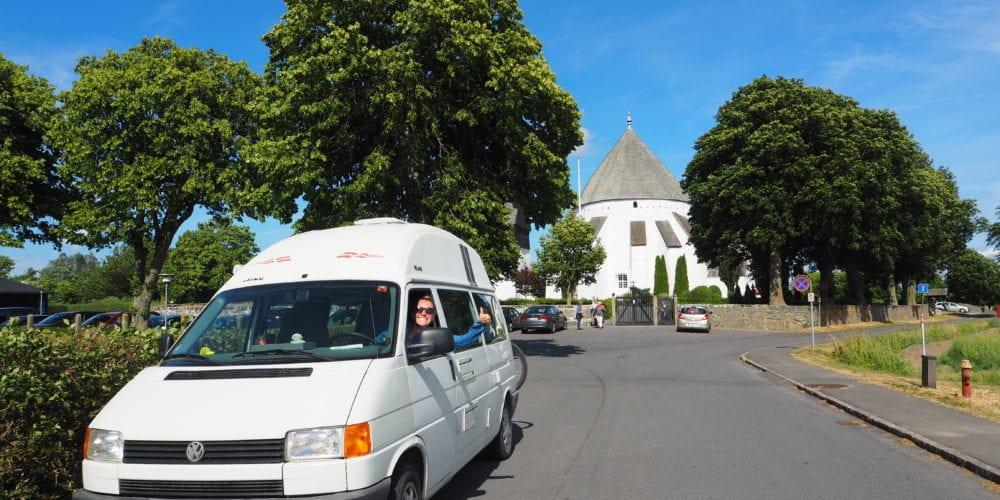 Denmark - Bornholm, Øjvind in Østerlars - travels