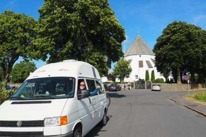 Danska - Bornholm, Øjvind u Østerlarima - putovanja