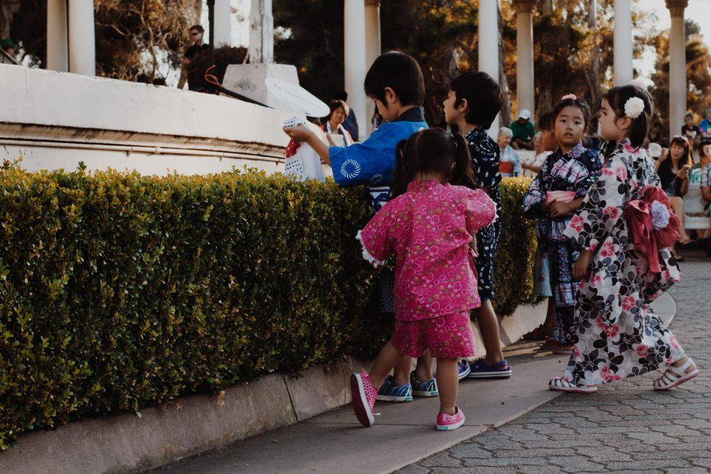 Japon - Tokyo - Enfants - Voyage