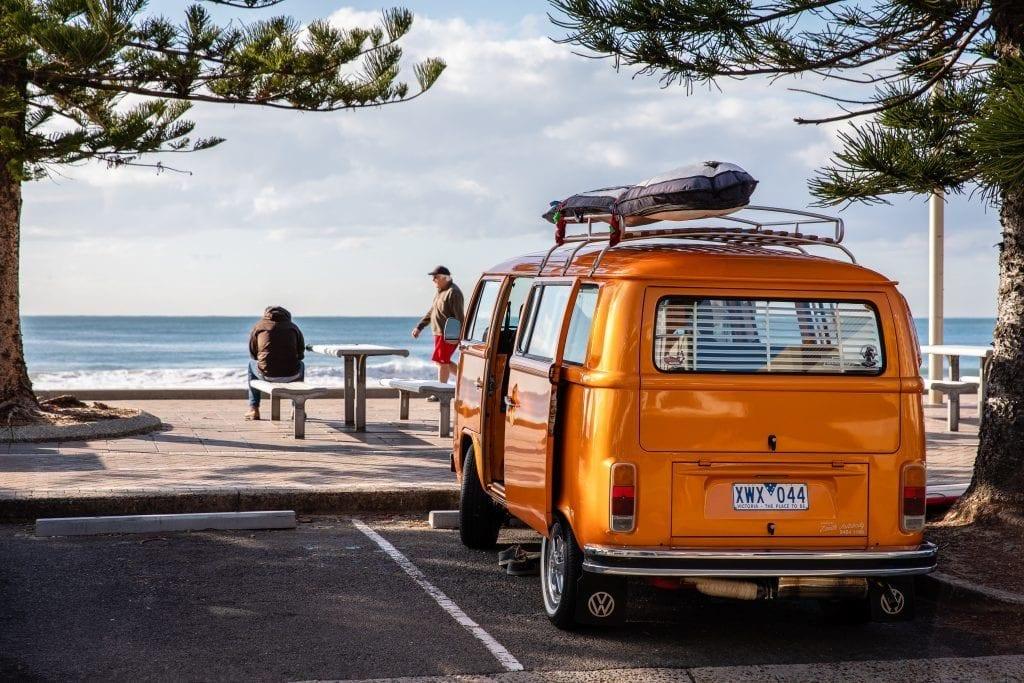 Australia byron bay surf