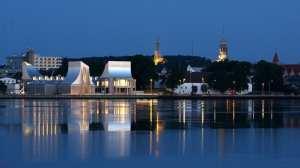 Aalborg havnefront - Nordjylland - besøk Nordjylland