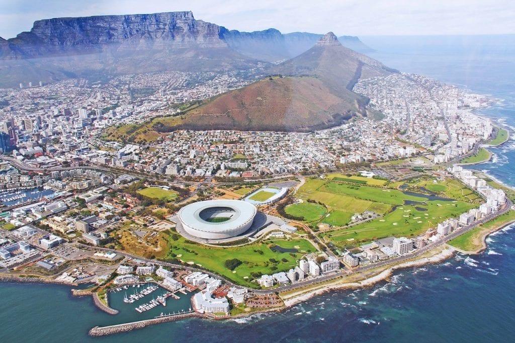 Sydafrika - Cape Town - rejser