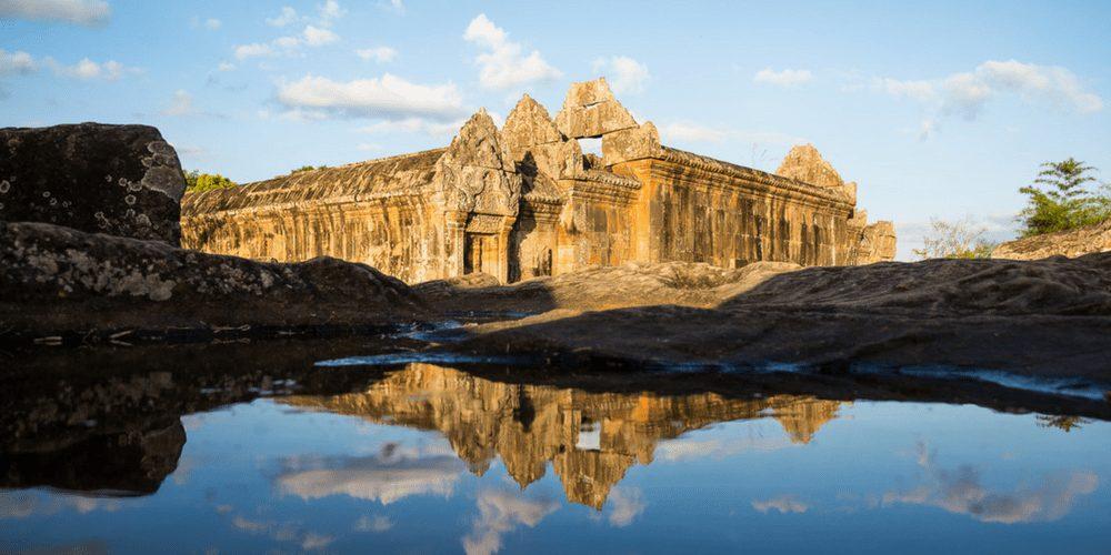 Preah Vihear - rejser - templer