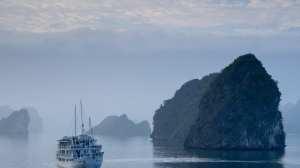 Halong bay - Vietnam. Travel