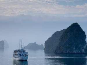 Baie d'Halong - Vietnam. Voyage