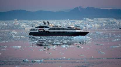 Greenland - cruise - travel