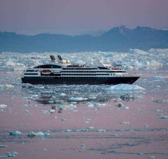 Grenlandia - rejs - podróż
