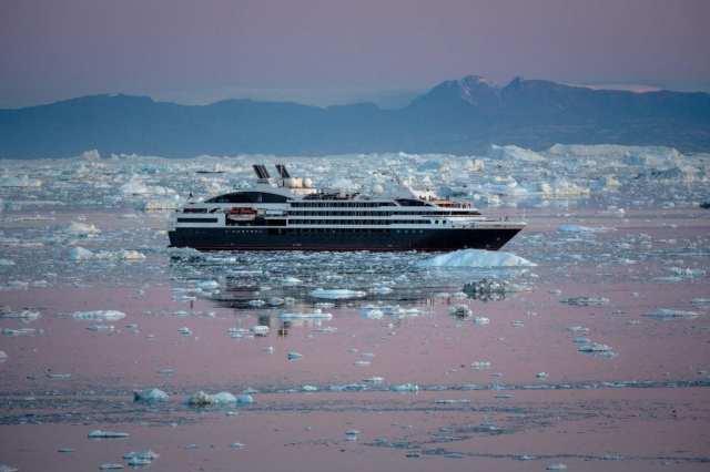Greenland - cruise - travel