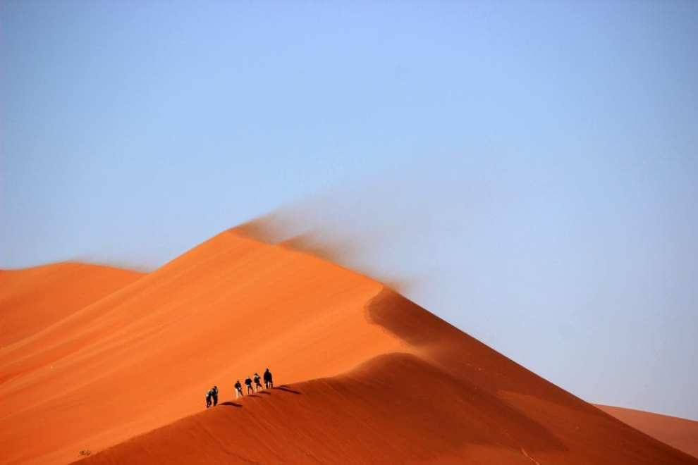 Sahara - désert - voyage